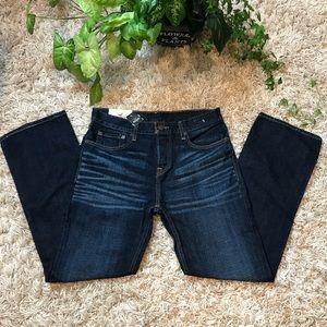 NEW Item! Hollister Distressed denim pants jeans
